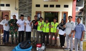 Program Pengelolaan Air Bersih dan Sanitasi Oleh YKWS bersama AQUA DANONE