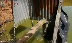 Potret Sanitasi Lampung